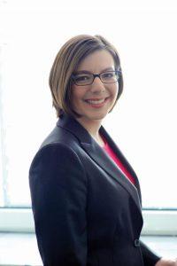 Stefanie Huethig, Chefredakteurin Bankmagazin