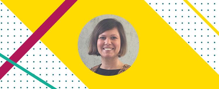 Britta Huels, Barclaycard. Barclaycard ist Gold-Sponsor der Fintech Week 2018.