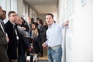 Auf Fintech Safari (Foto: Fintech Week/ Katrin Bpunkt)