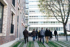 Auf Fintech Safari (Foto: Fintech Week/ Kathrine Uldbæk Nielsen)