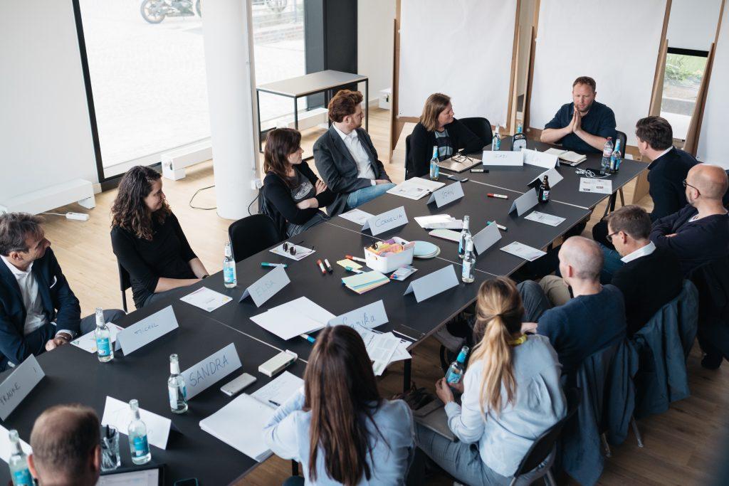 Beirat der Fintech Week 2019 (Foto: Kathrine Uldbæk Nielsen)