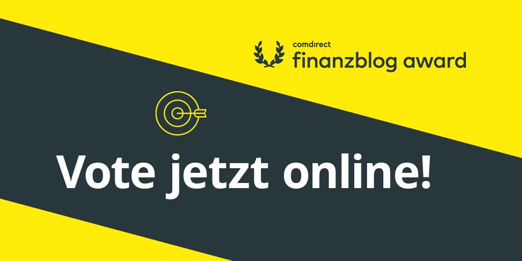 Finanzblog Award Voting