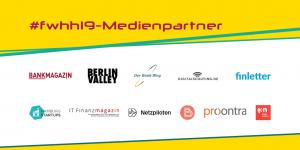 Medienpartner der Fintech Week 2019