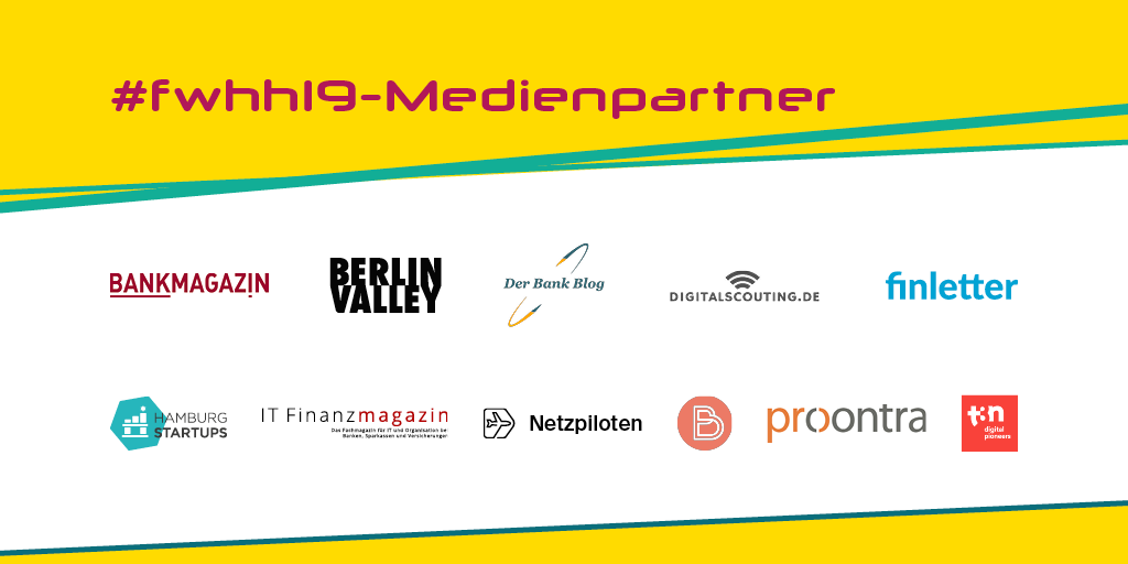 Medienpartner der Fintech Week 2019