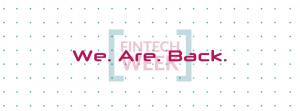 Die Planung für die Fintech Week 2021 hat begonnen
