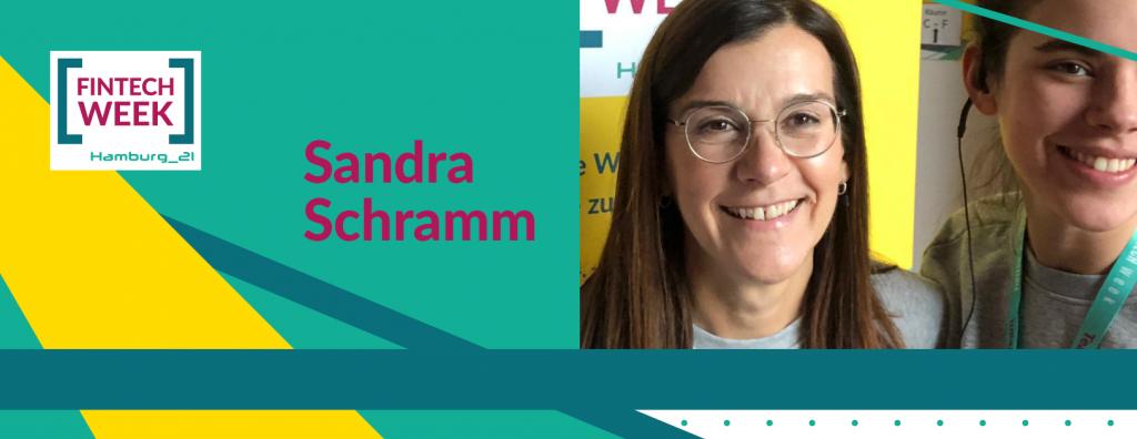 Sandra Schramm von der Fintech Week