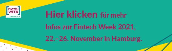 Fintech Week 22. bis 26. November 2021